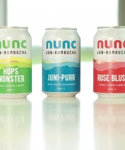 12 Mixed Cans of Nunc (4 of each flavour) - Nunc Living ltd
