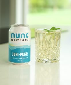 12 cans of Juni-Purr - Nunc Living ltd