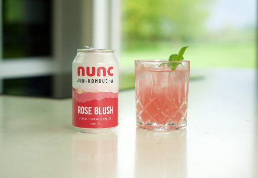 12 cans of Rose Blush - Nunc Living ltd