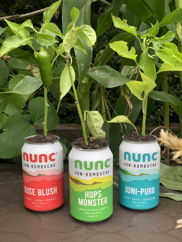 Nunc loves bees and the environment