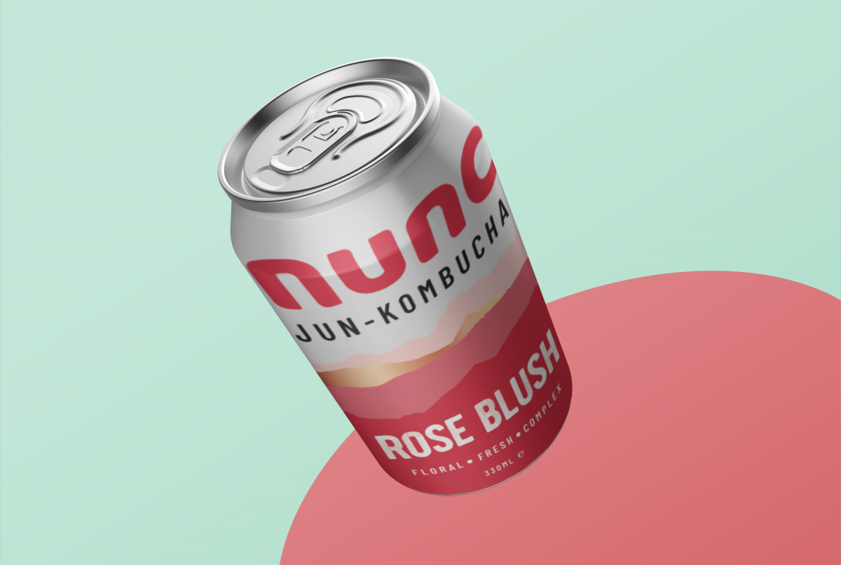 Nunc is brewed using premium green tea, raw local honey and the finest botanicals