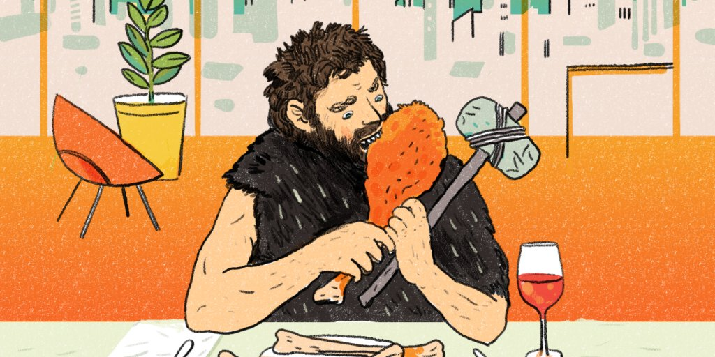 The Paleo diet is also known as the Caveman diet