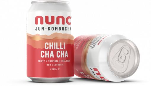 Chilli Cha Cha is an adult soft drink made with Scotch Bonnet chillies